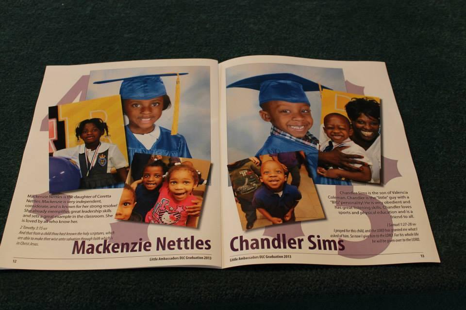 Mackenzie Nettles and Chandler Sims